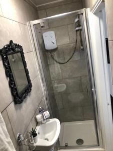 Ein Badezimmer in der Unterkunft Bold Street Liverpods
