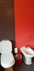 Łazienka w obiekcie Casa da Floresta