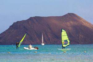 Windsurfing at the villa or nearby