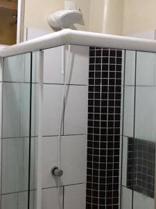 Een badkamer bij CENTRO DE BELÉM-PA PERTO DA PRAÇA BATISTA CAMPOS