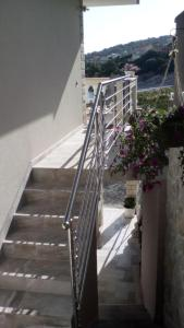 Balkón nebo terasa v ubytování Apartments Krajančić