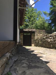 The facade or entrance of Dzhelepova Guest House- Pool Access