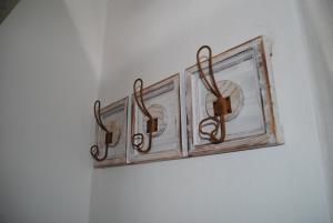 The floor plan of Holiday Residence Rifugio