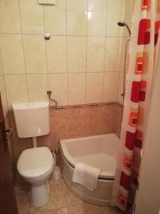 A bathroom at Apartmani Roko