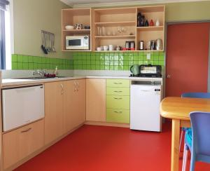 A kitchen or kitchenette at Kepler Mountain View