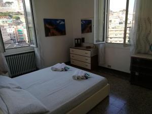 Letto o letti in una camera di vecchia funivia 008055-LT-0828