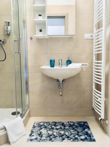Ένα μπάνιο στο LETNANY Apartments - Standerova Prague