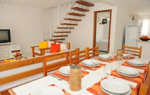 A restaurant or other place to eat at Residencial Mont Sião - Tonziro