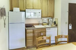 A cozinha ou cozinha compacta de Heidelberg Inn