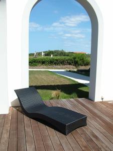 Pogled na bazen u objektu Villa Clara ili u blizini