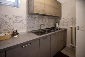 Cucina o angolo cottura di La Casa di Montegrosso