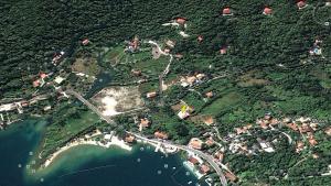 Apartments Lalević iz ptičje perspektive