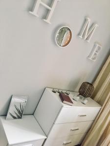 Кухня или мини-кухня в Apartamenty Nova Sosnowiec