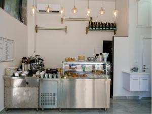 Η κουζίνα ή μικρή κουζίνα στο Residence 26
