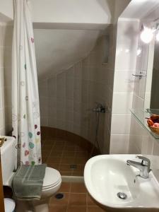 A bathroom at VILLA CAMPOS VERDE