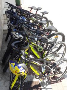 Jízda na kole v ubytování Villa Mia Makarska nebo okolí
