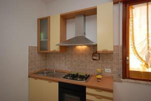 Cucina o angolo cottura di Appartamento Rosina