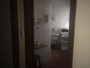 Een badkamer bij Apartamento em Cabo Frio !praia do Forte