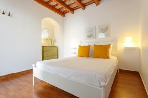 Cama o camas de una habitación en Apartamentos Sherry Center