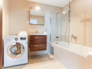 Kupatilo u objektu SKY9 Penthouse Apartments