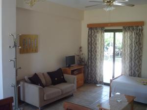 Area soggiorno di anastasia holiday apartments