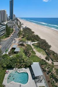 A bird's-eye view of One The Esplanade