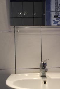 Vonios kambarys apgyvendinimo įstaigoje La Luna Studios