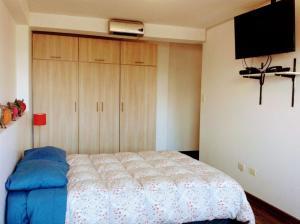 Cama o camas de una habitación en Terra Nostra Suites