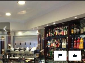 Salone o bar di Appartamento Beverello