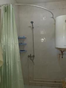 A bathroom at Hostel