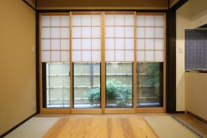 The facade or entrance of Kyoto Oyado ZEN