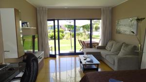 A seating area at Algarve Flat