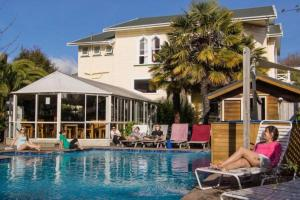 The swimming pool at or near Apartments Paradiso