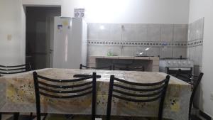 Una cocina o kitchenette en Apartamento Duplex Iguazu Falls