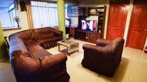 Zona de estar de Villas House