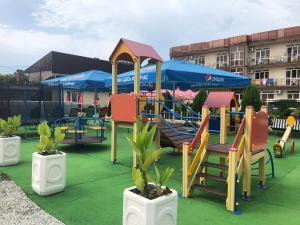 Детская игровая зона в Miraj-Prestizh Hotel