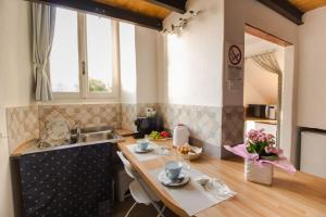 Ristorante o altro punto ristoro di Suite Maison 1706 Lago Orta