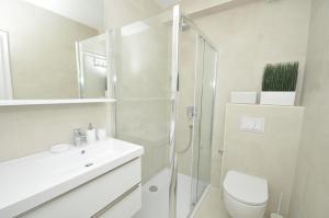 Kupaonica u objektu Villa Fani