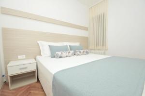Krevet ili kreveti u jedinici u objektu Villa Fani