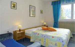 Легло или легла в стая в One-Bedroom Apartment in Kranjska Gora