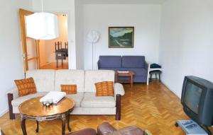 A seating area at Apartment Köpmansgatan Nissafors