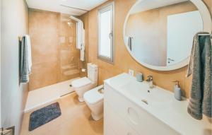 A bathroom at Four-Bedroom Holiday Home in Llucmajor