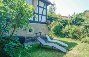 Jardin de l'établissement Holiday home Rue du Herrenberg