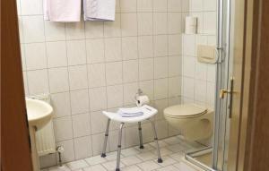 Ein Badezimmer in der Unterkunft Studio Apartment in St. Englmar