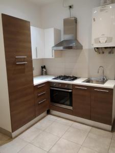 מטבח או מטבחון ב-Easy Apartment Navigli