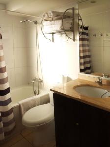 Un baño de Personal Aparts Bellas Artes
