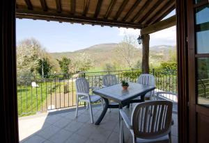 Un balcón o terraza de Relais Il Ciliegio