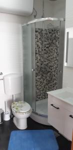 Kupaonica u objektu Apartmants Katica