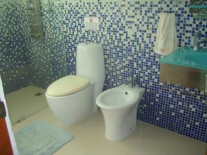 A bathroom at Apartamento Fenix