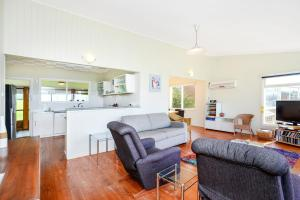 A seating area at 19 Investigator Crescent, Encounter Bay